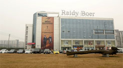 Raidy Boer Autumn & Winter Garment Fair (2013)— a fantastic show of modern fashion